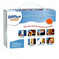 13 Pièces - Mini set de Sécurité Babysun Nursery sur Couches Zone