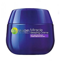 Garnier SkinActive Miracle Anti Fatigue Sleeping Crème Nuit 50 ml sur Couches Zone