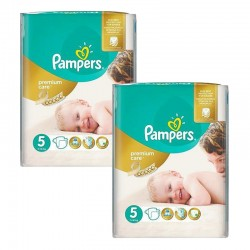 Giga Pack 104 Couches Pampers Premium Care Prima sur Couches Zone
