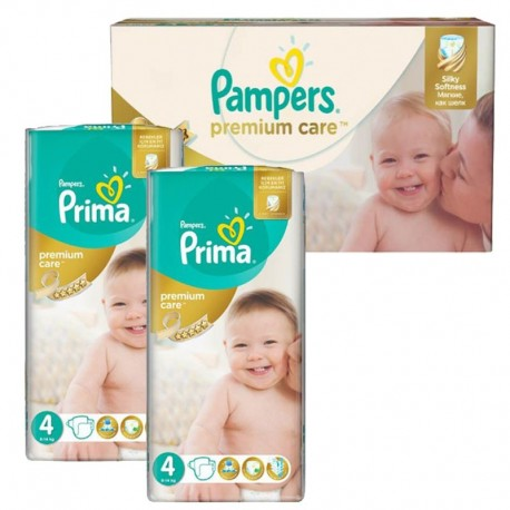 Extra Pack 120 Couches Pampers Premium Care Prima sur Couches Zone
