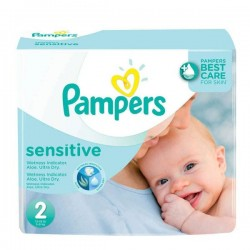 Maxi mega pack 420 Couches Pampers New Baby Sensitive